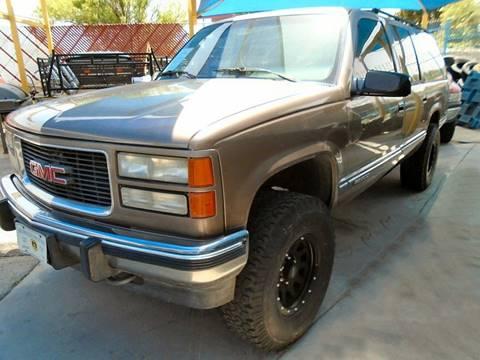 1994 GMC Suburban for sale in El Paso, TX
