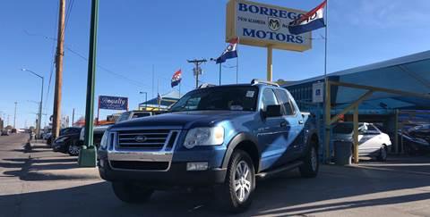 2009 Ford Explorer Sport Trac for sale in El Paso, TX