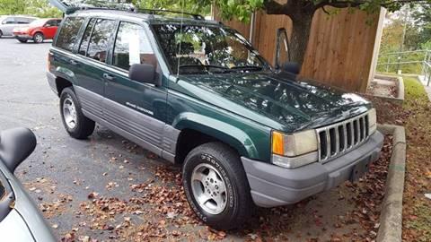 1996 Jeep Grand Cherokee for sale in Dumfries, VA