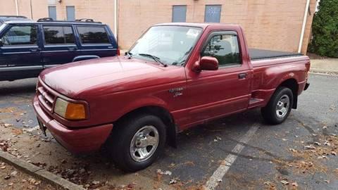 1996 Ford Ranger for sale in Dumfries, VA