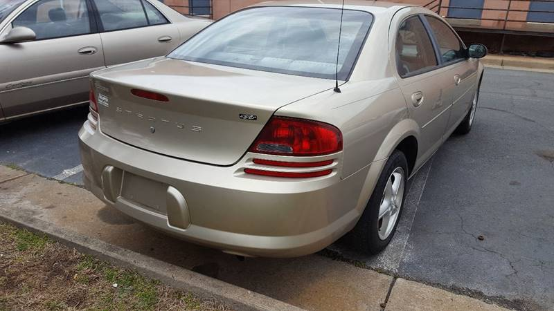 2004 Dodge Stratus SXT 4dr Sedan - Dumfries VA