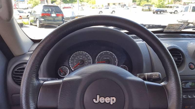 2006 Jeep Liberty Sport 4dr SUV 4WD - Dumfries VA