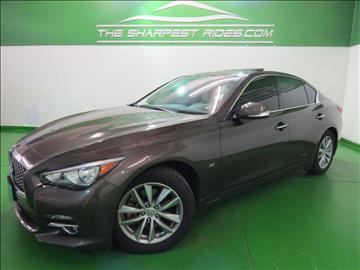 2014 Infiniti Q50 for sale in Englewood, CO