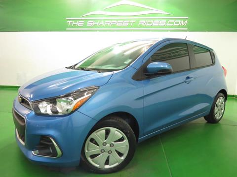 2016 Chevrolet Spark for sale in Englewood, CO