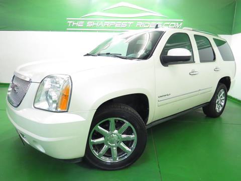 2013 GMC Yukon for sale in Englewood, CO