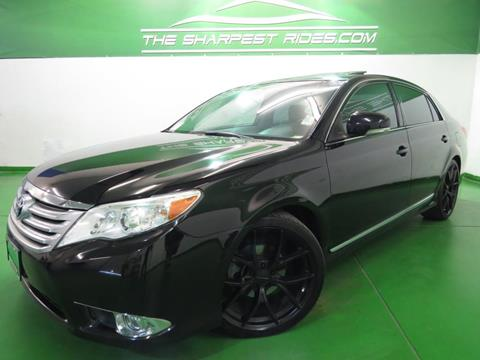 2012 Toyota Avalon for sale in Englewood, CO