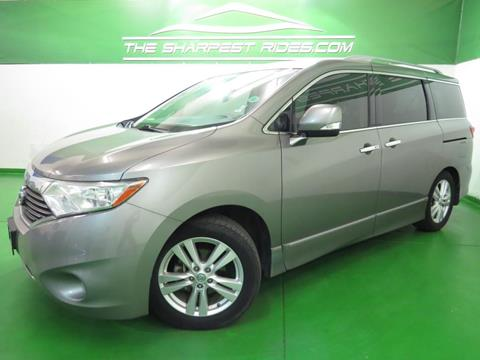 2013 Nissan Quest for sale in Englewood, CO
