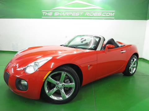 2008 Pontiac Solstice for sale in Englewood, CO