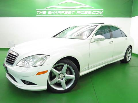 2008 Mercedes-Benz S-Class for sale in Englewood, CO