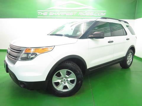 2013 Ford Explorer for sale in Englewood, CO