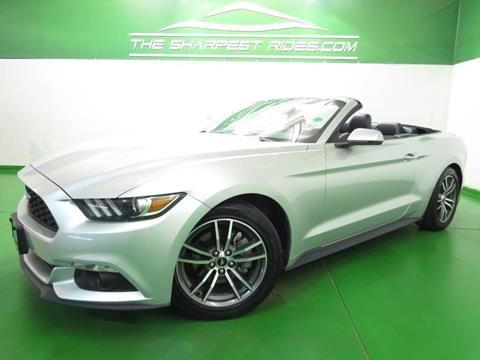 2017 Ford Mustang for sale in Englewood, CO