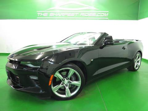 2017 Chevrolet Camaro for sale in Englewood, CO