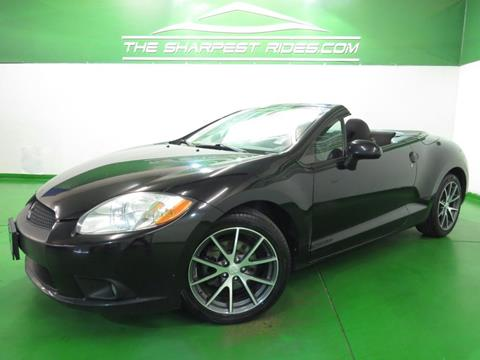 2012 Mitsubishi Eclipse Spyder for sale in Englewood, CO