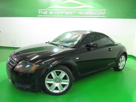2005 Audi TT for sale in Englewood, CO