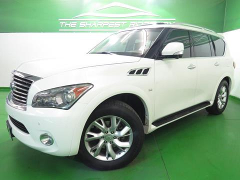 2014 Infiniti QX80 for sale in Englewood, CO