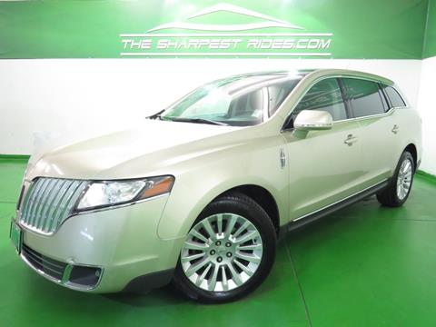 2010 Lincoln MKT for sale in Englewood, CO