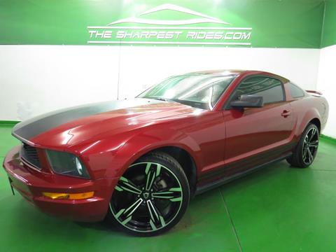 2008 Ford Mustang for sale in Englewood, CO