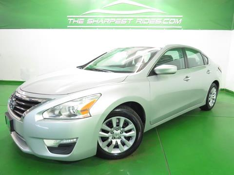 2015 Nissan Altima for sale in Englewood, CO