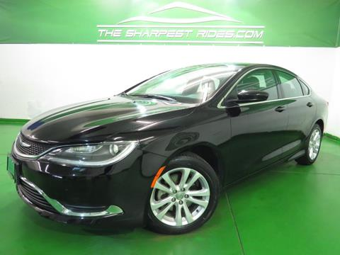 2016 Chrysler 200 for sale in Englewood, CO