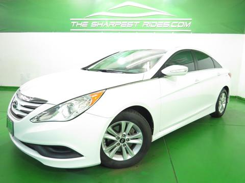 2014 Hyundai Sonata for sale in Englewood, CO