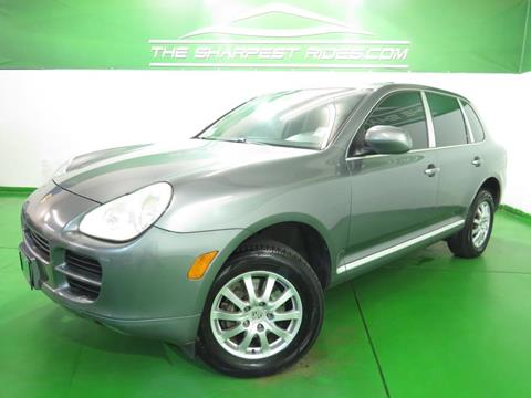 2005 Porsche Cayenne for sale in Englewood, CO