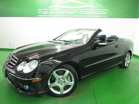2007 Mercedes-Benz CLK for sale in Englewood, CO