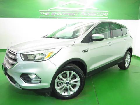2017 Ford Escape for sale in Englewood, CO