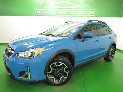 2016 Subaru Crosstrek for sale in Englewood, CO