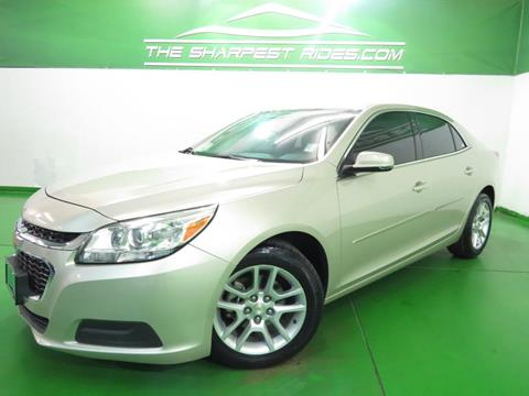 2015 Chevrolet Malibu for sale in Englewood, CO