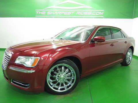 2013 Chrysler 300 for sale in Englewood, CO
