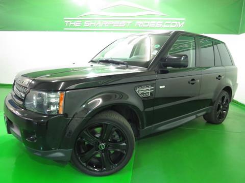 2012 Land Rover Range Rover Sport for sale in Englewood, CO