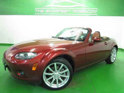 2008 Mazda MX-5 Miata for sale in Englewood, CO