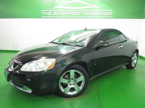 2009 Pontiac G6 for sale in Englewood, CO