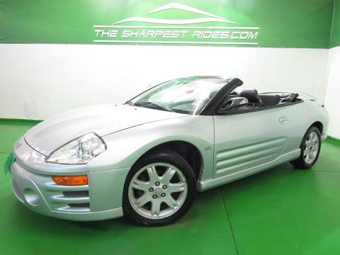 2003 Mitsubishi Eclipse Spyder for sale in Englewood, CO