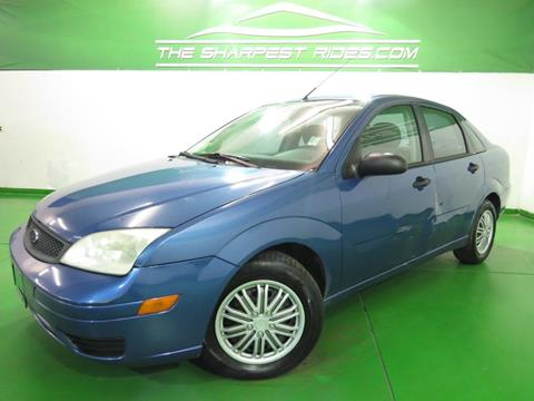 2005 Ford Focus for sale in Englewood, CO
