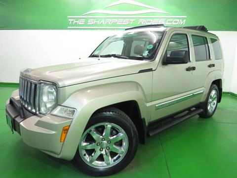 2011 Jeep Liberty for sale in Englewood, CO