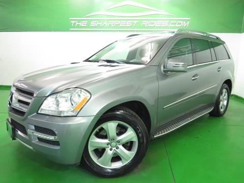 2012 Mercedes-Benz GL-Class for sale in Englewood, CO