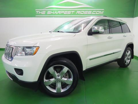 2012 Jeep Grand Cherokee for sale in Englewood, CO