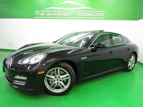 Charmant 2010 Porsche Panamera For Sale In Englewood, CO