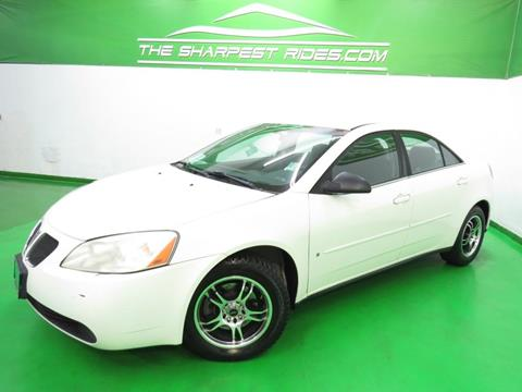 2006 Pontiac G6 for sale in Englewood, CO