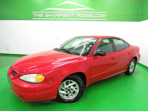2004 Pontiac Grand Am for sale in Englewood, CO