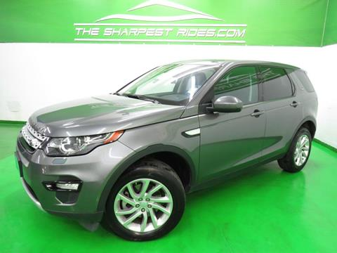 2017 Land Rover Discovery Sport for sale in Englewood, CO