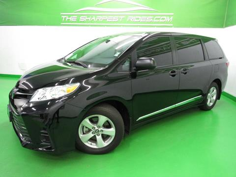 2018 Toyota Sienna for sale in Englewood, CO
