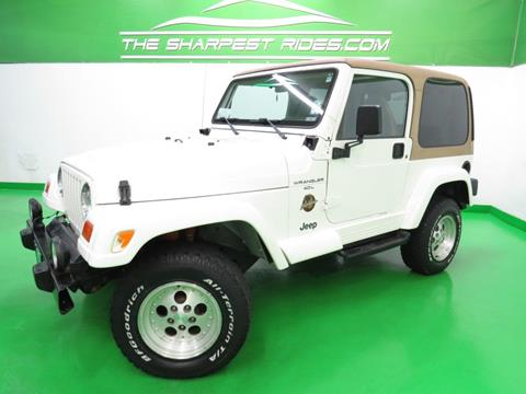 1998 Jeep Wrangler for sale in Englewood, CO