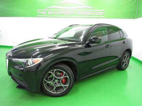 2018 Alfa Romeo Stelvio for sale in Englewood, CO