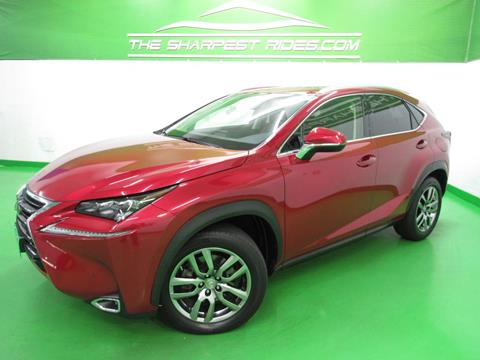 2015 Lexus NX 200t for sale in Englewood, CO