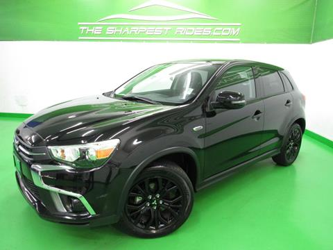 2019 Mitsubishi Outlander Sport for sale in Englewood, CO