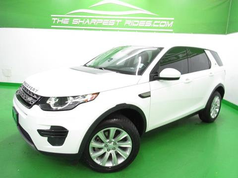 2016 Land Rover Discovery Sport for sale in Englewood, CO