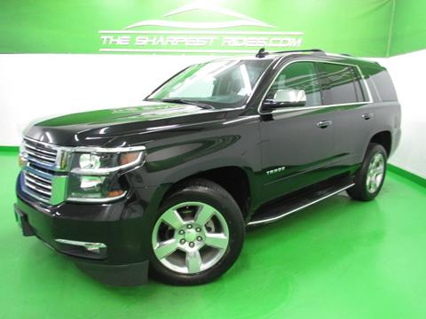 2018 Chevrolet Tahoe for sale in Englewood, CO