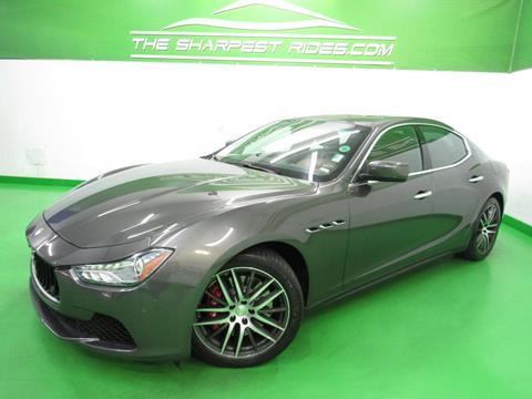 2016 Maserati Ghibli for sale in Englewood, CO